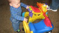 Perkembangan Gerakan Motorik Pada Anak