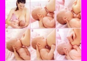 Jangan Anggap Remeh Posisi Bayi Saat Menyusu